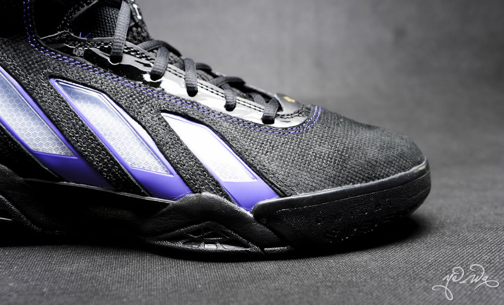 finest selection 2c4d8 a66b6 adidas adiPower Howard 3 Lakers Away (8)