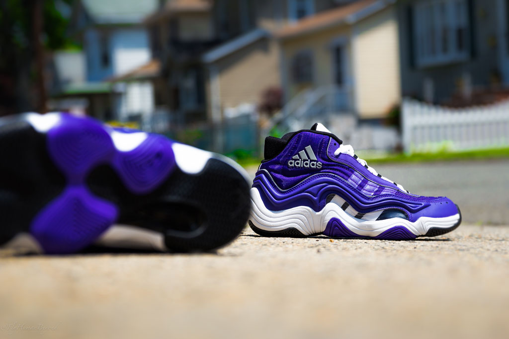 d56aaaf1dc17 Kobe s adidas Crazy 2 (or KB8 II) Now Available in  Power Purple ...