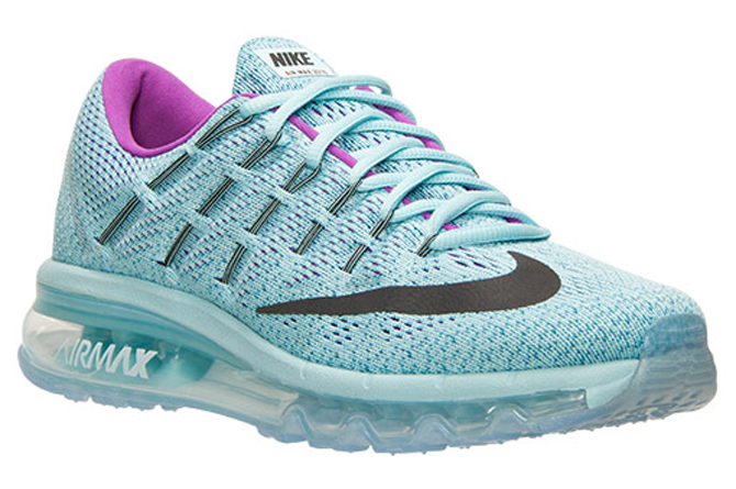 Nike Air Max 2016 Dames Zwart Wit