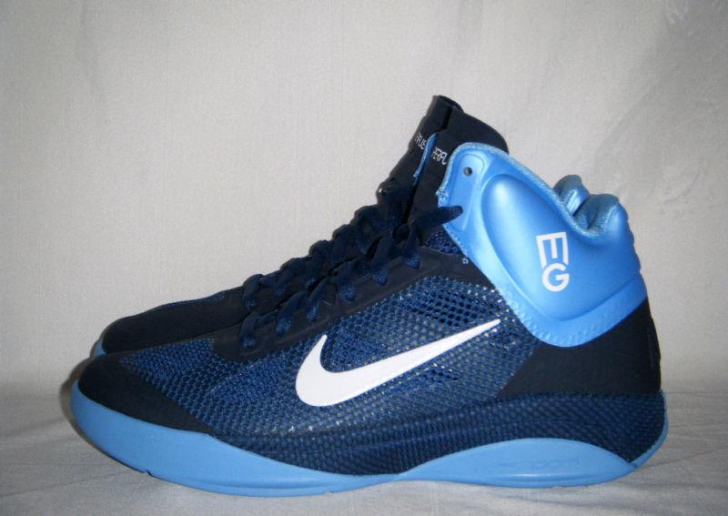 online retailer 98783 797cf Nike Zoom Hyperfuse - Manu Ginobili Player Edition | Sole ...