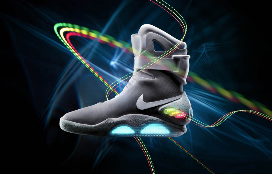 The 2011 Nike MAG Officially Unveiled