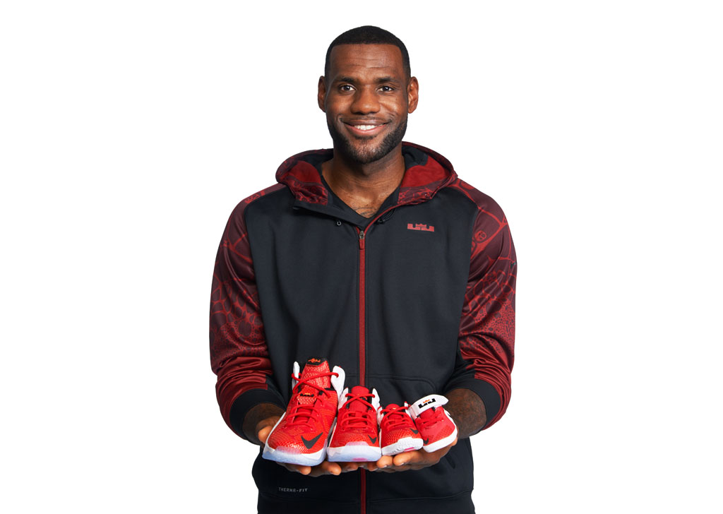 7d1d6843bc296 Nike Explains How They Engineered the LeBron 12 for Young Athletes ...