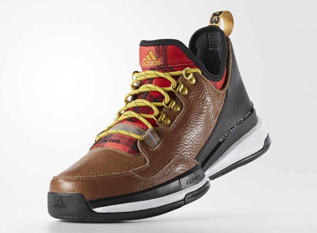 hot sale online b0768 a4a7f adidas D Lillard 1 Work Boot (4)