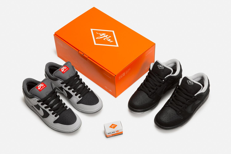 in stock f76f2 1da0b Atlas Actually Has 2 Nike SB Dunk Collabs | Sole Collector
