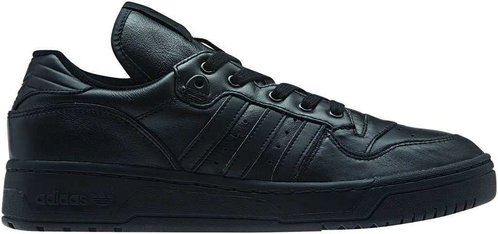 adidas Originals Rivalry Lo // Spring/Summer 2014 Black (1)