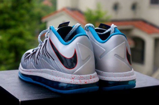 18348c60fe61 Nike LeBron X Low Hornets Release Date 579765-002 (3)