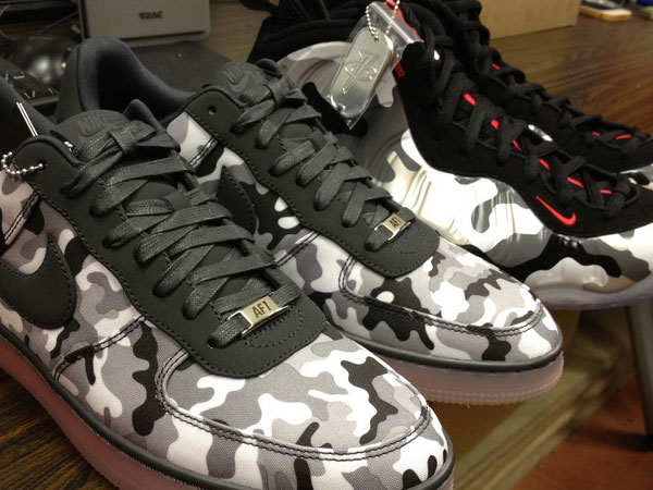 18020adbb6a18 Nike Sportswear s Air Force inspired footwear releases will take off soon  with the  Fighter Jet  Air Force 1 Low Downtown and Air Foamposite One.