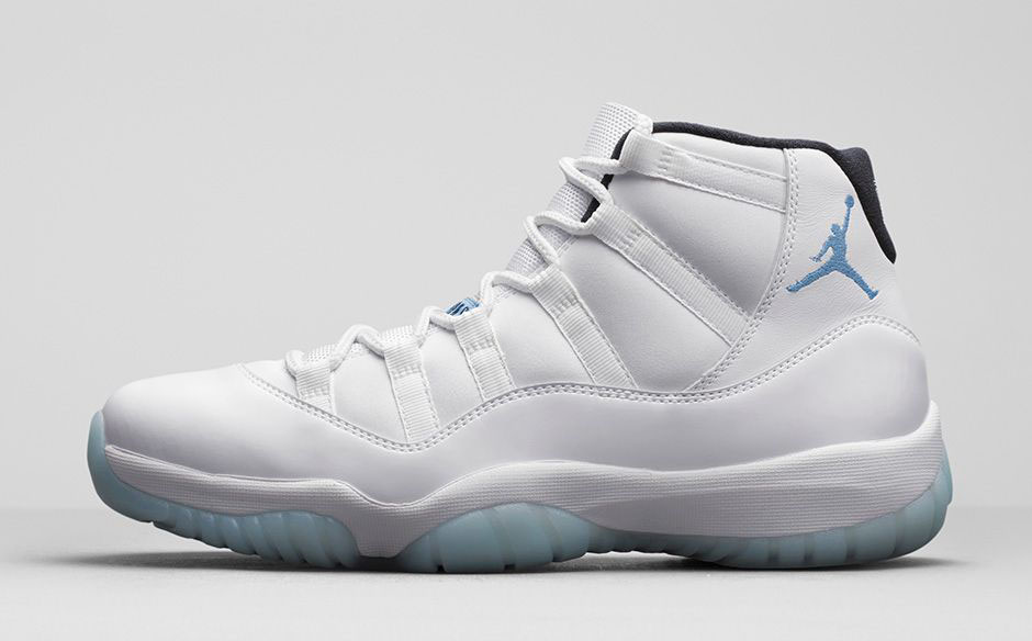 sale online buy various colors An Official Look at the 'Legend Blue' Air Jordan 11 Retro ...
