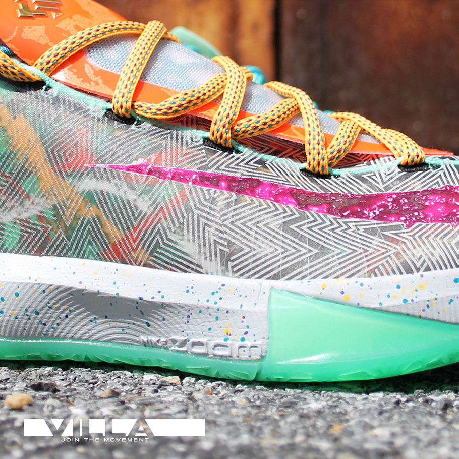 What The Nike KD VI 6 (4)