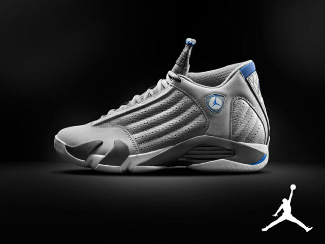 Air Jordan 14 Retro 'Sport Blue' for Fall 2014