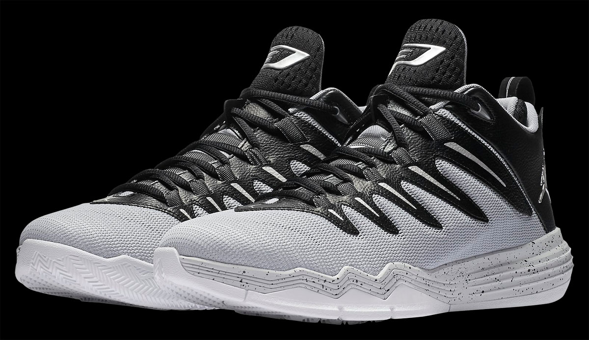 low priced 2be25 f9c8e Jordan CP3.IX Black Wolf Grey-Pure Platinum-Metallic Silver (1
