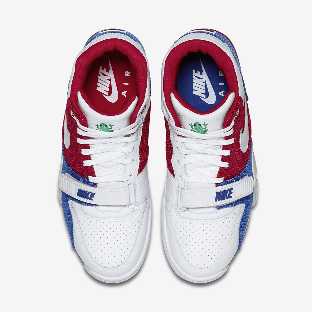 reputable site 23aa4 af60b Nike Prepares for Puerto Rican Day Parade With Air Trainer 1s