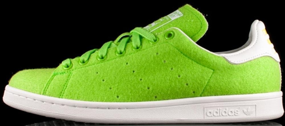 adidas Originals Stan Smith Green/White