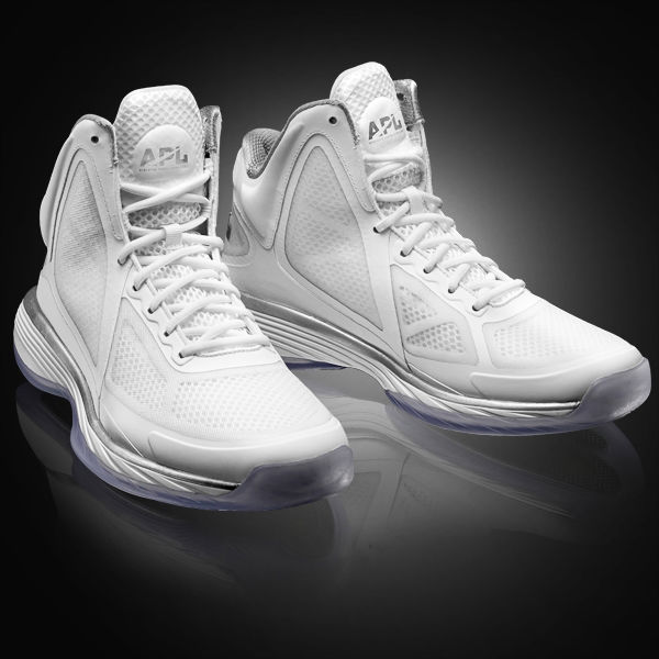 Athletic Propulsion Labs APL Concept 3 - White/Silver (2)