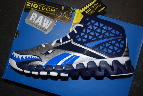 Reebok Zig Slash Jason Terry Player Edition