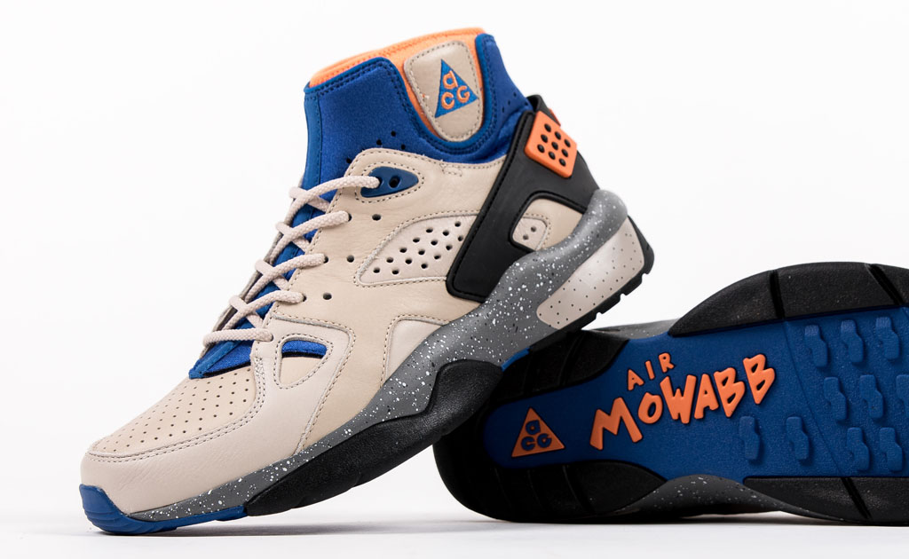 The Nike Air Mowabb Retro Is Finally Here Sole Collector