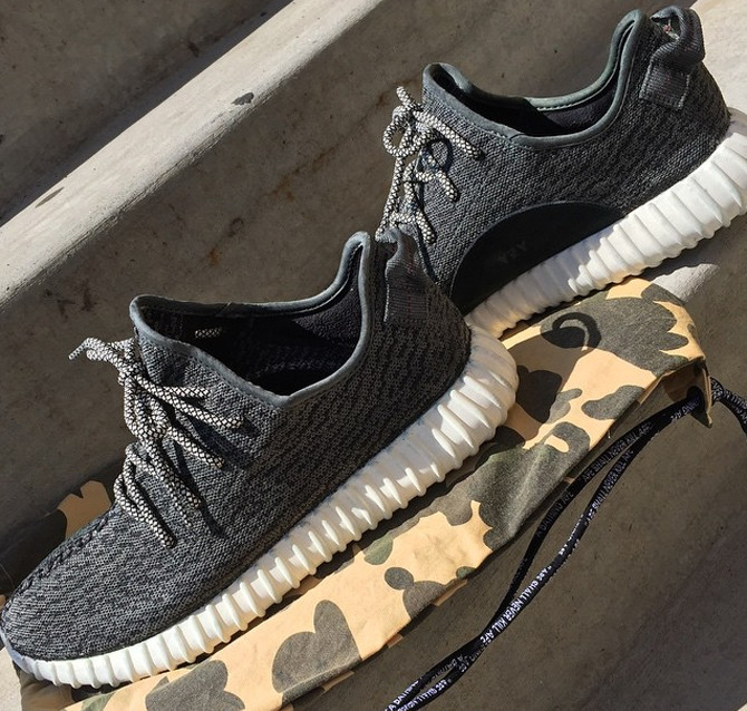9861013abce Somebody Already Customized the adidas Yeezy 350 Boost