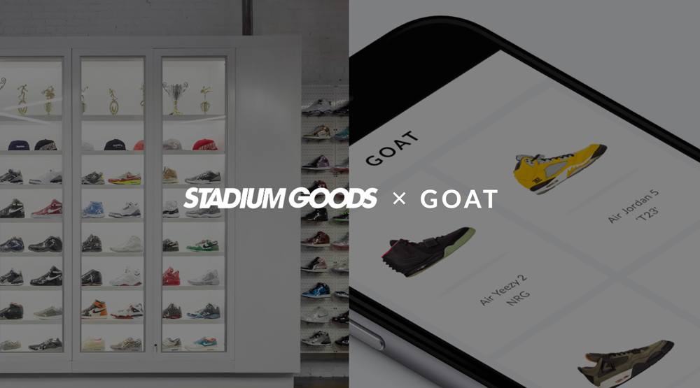 Stadium Goods Goat