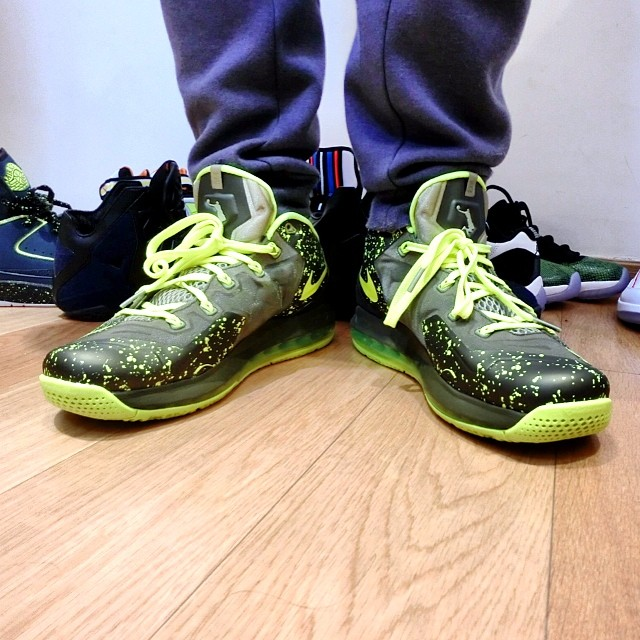 buy online 50124 05eb1 Release Date  Nike LeBron 11 Low  Dunkman    Sole Collector