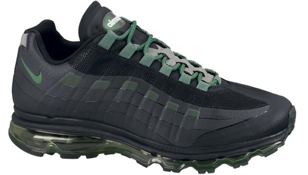 Nike Air Max+ '95 BB Black/Pine Green-Dark Grey-Wolf Grey