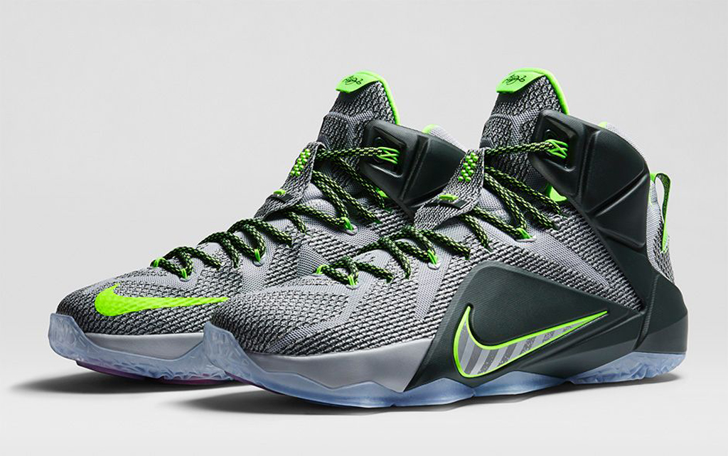 on sale b5c3d 755f6 China to Release  Dunk Force  Nike LeBron 12 With Special Packaging