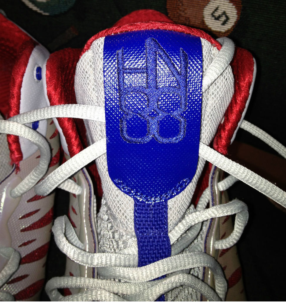 Jordan Super.Fly Hakeem Nicks PE Cleats (4)