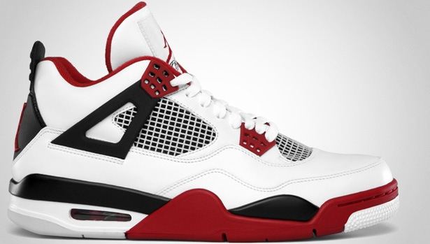 Air Jordan 4 Retro Fire Red '12