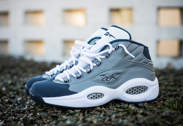 Reebok Answer 4 Georgetown | Sole Collector