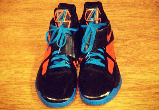 Nike Zoom KD IV Away PE Player Exclusive (2)