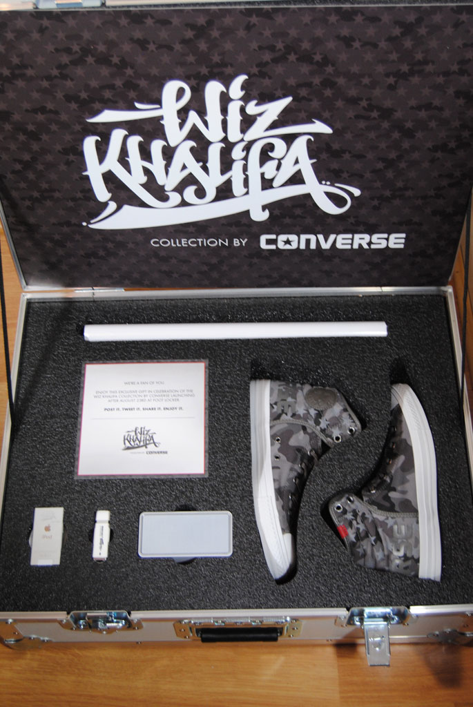 Wiz Khalifa Collection By Converse (2)