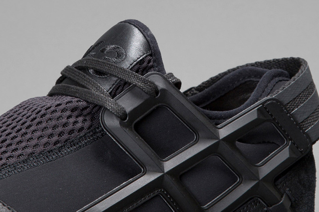 66979aa62 adidas Y-3 Qasa Racer in Triple Black That Kanye Will Probably Be ...