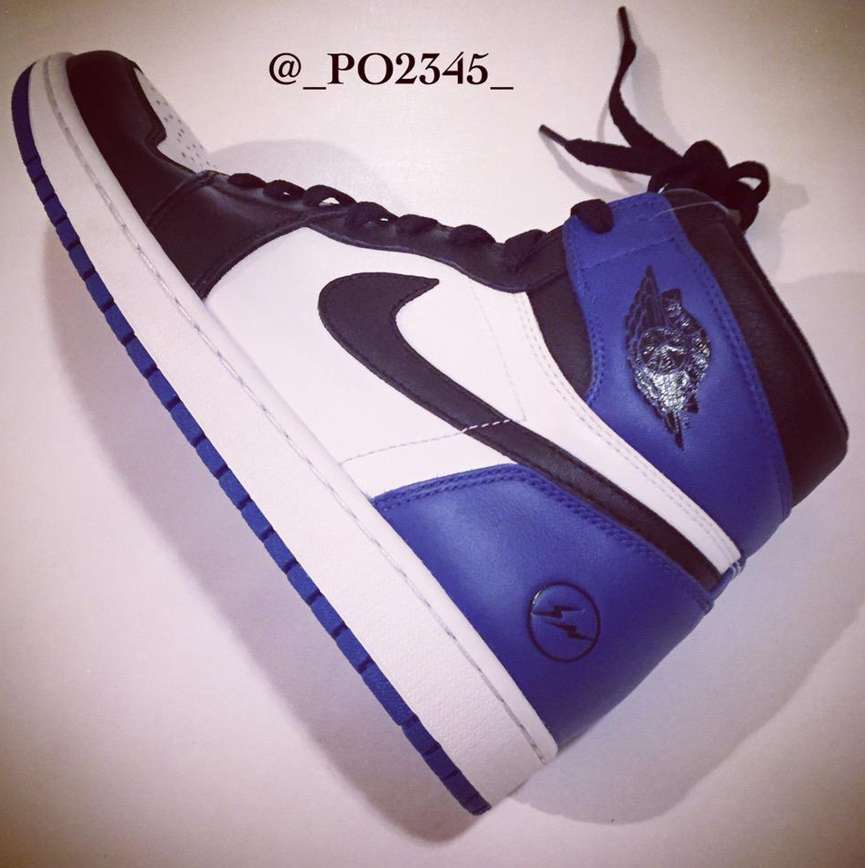 Fragment 1sSole Difference You These The Can Air Jordan On Spot 2DIY9WHE