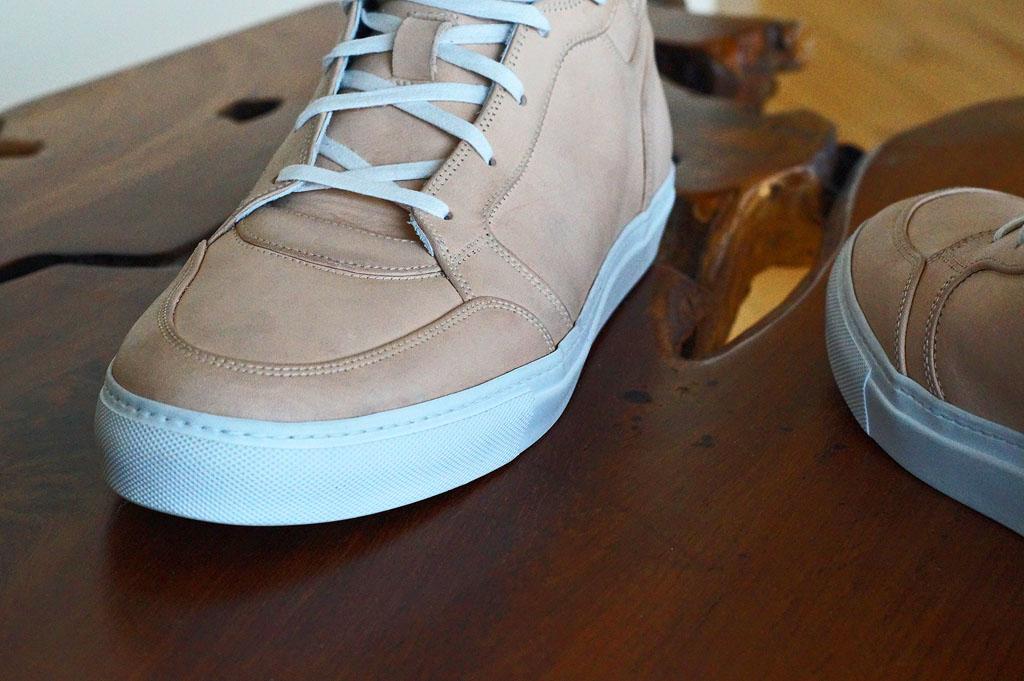JBF Customs Primo Tan Sneaker (7)
