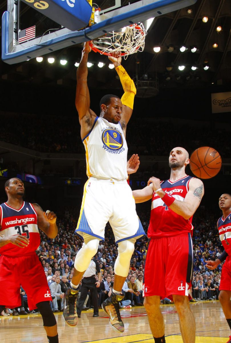 outlet store 3b682 7d6ff Andre Iguodala -- Golden State Warriors