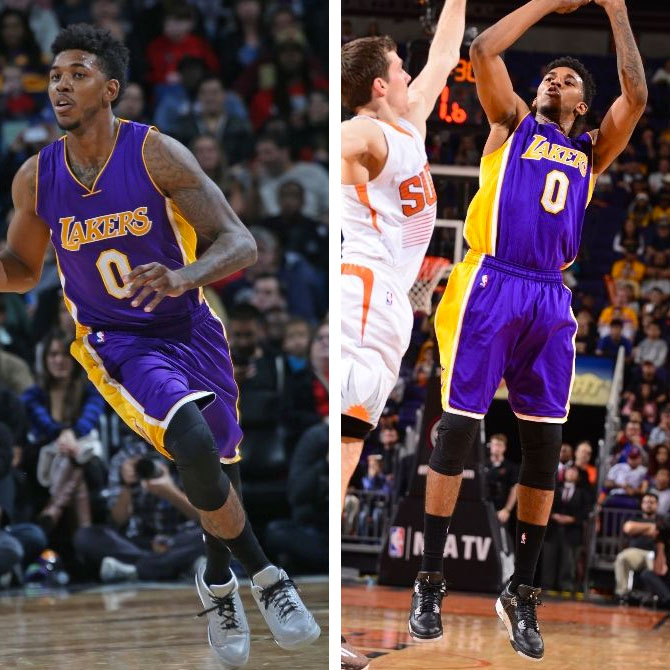 #SoleWatch NBA Power Ranking for January 25: Nick Young