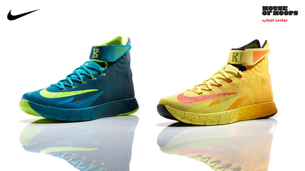 Two Kyrie Irving Nike Zoom HyperRev PEs Drop at HoH ...
