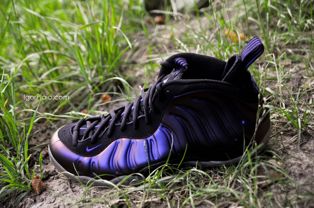 Spotlight // Pickups of the Week 10.6.13 - Nike Air Foamposite One Eggplant by Russian Bear