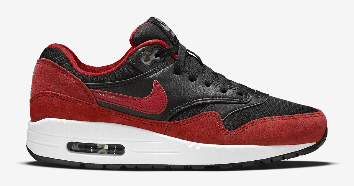 Nike Made Another 'Bred' Pair of Air Max 1s