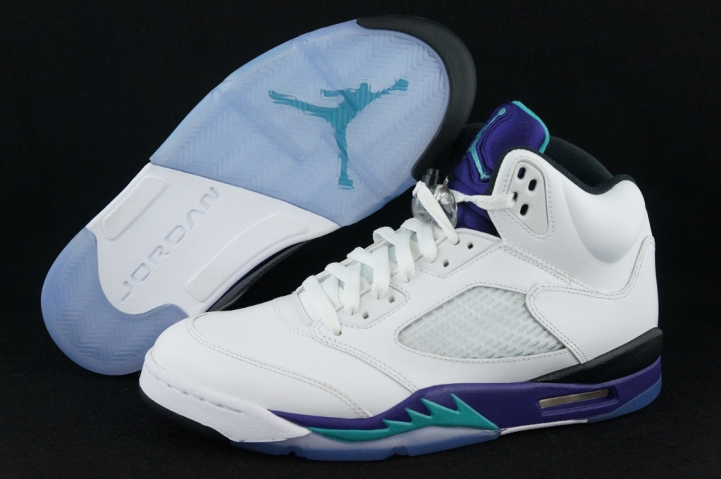 Jordan Shoes Grape