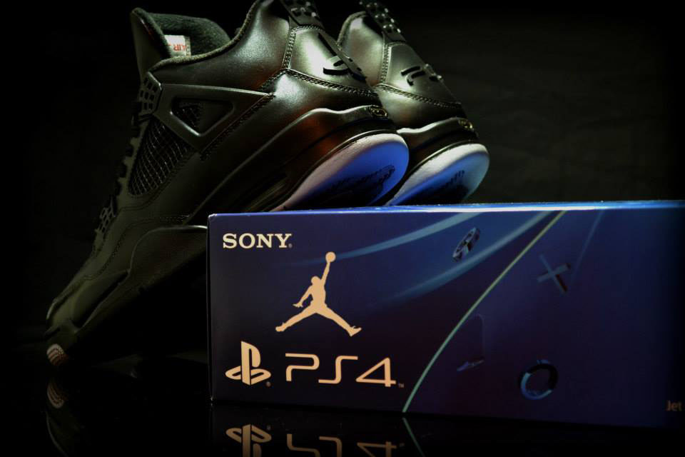 Nike Air Jordan Playstation