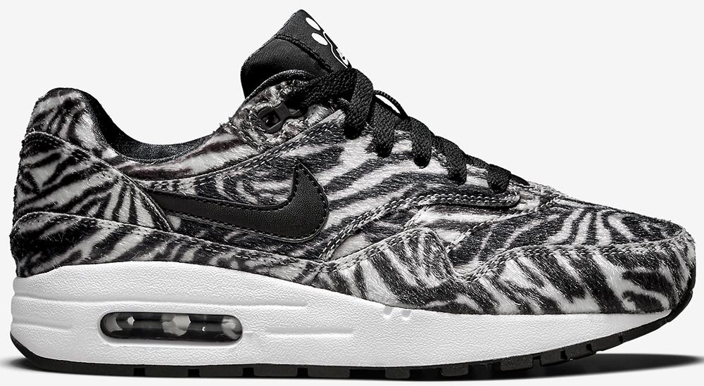 Nike Air Max 1 GS Zebra