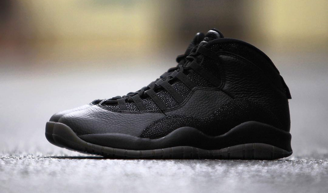 e0a338acbec Jordan Brand Unveils the Black OVO Collection | Sole Collector