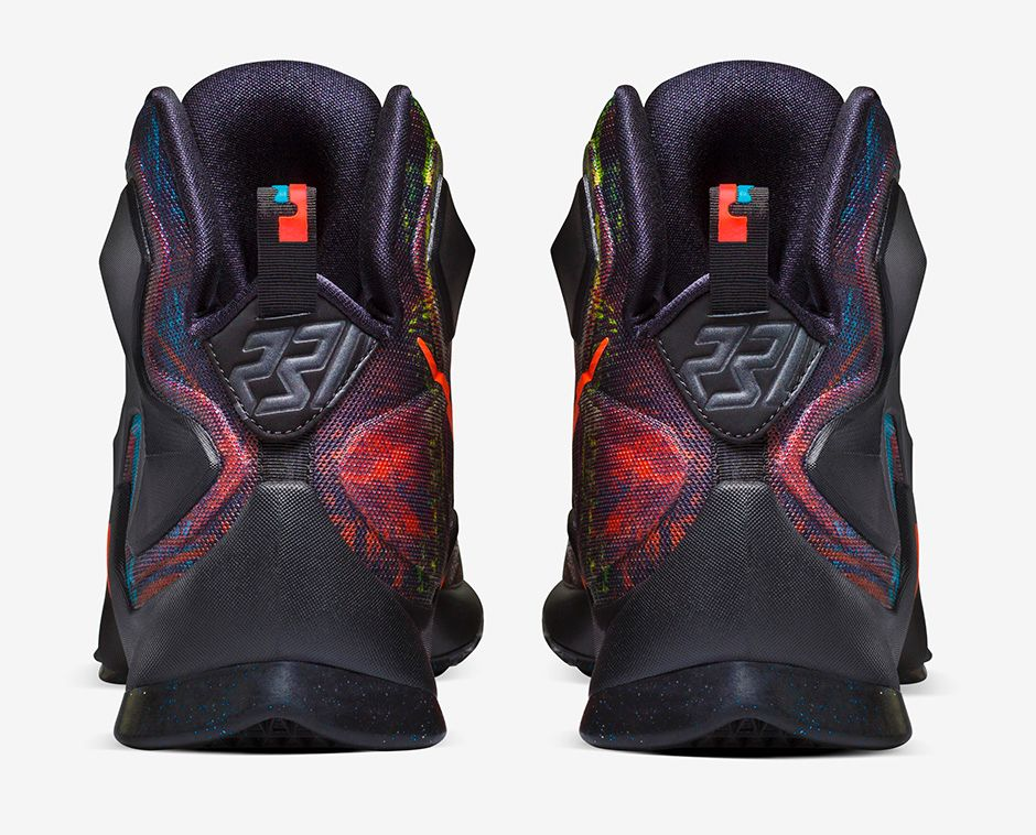 best cheap 1621e 56f7d Nike LeBron 13 Akronite Philosophy 807219-008 (6)