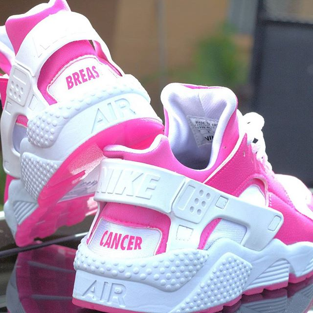 Breast Cancer Awareness Nike Shoes