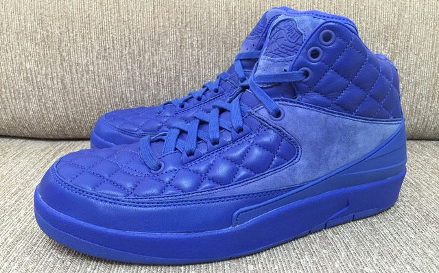 The  Quilted  Leather Air Jordan 2 May Be A Just Don Collaboration ... 9d78d81421