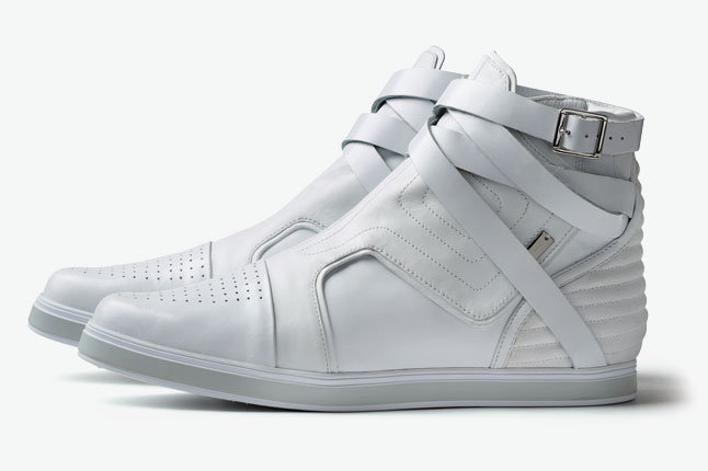adidas SLVR Fashion Mid Strap White (1)