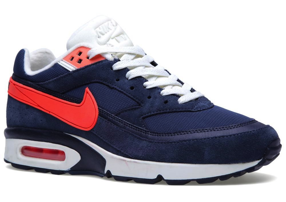 nike air classic bw essential squadron blue sole collector. Black Bedroom Furniture Sets. Home Design Ideas