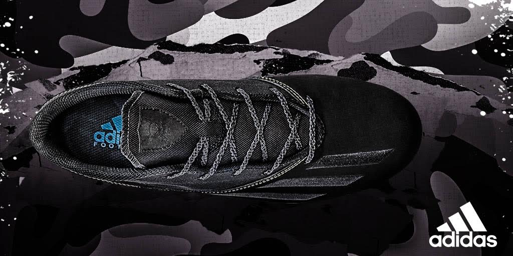 adidas Caps Off the Black Ops Cleat Collection with a Nod to