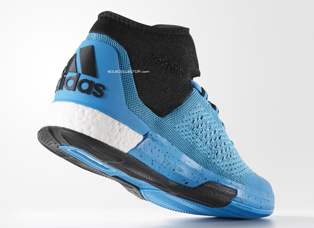 adidas Crazylight Boost 2015 Mid Blue (5)