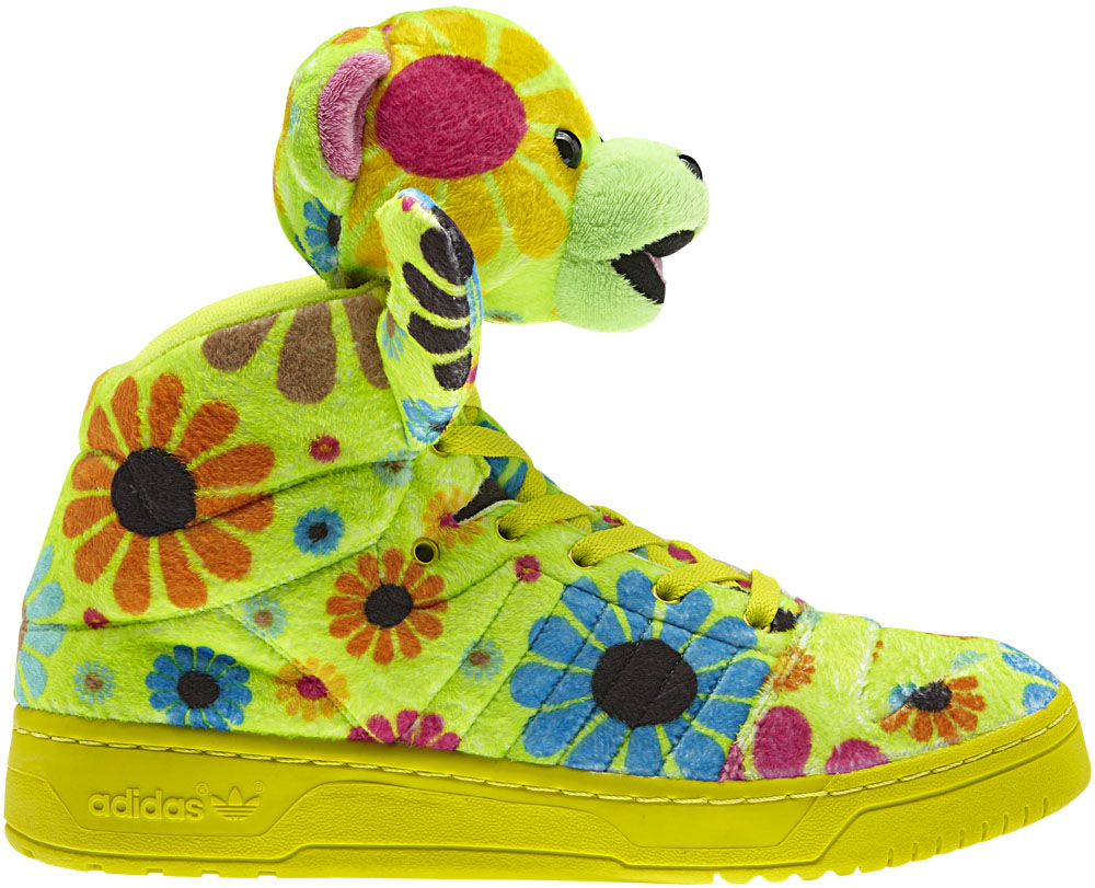 adidas Originals JS Bear Flower Power G61076 (1)